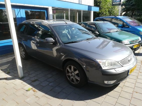 Ford Mondeo blauw